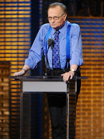 Larry King - Comedy Central Roast Of Donald Trump - 2011