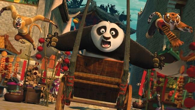 Kung Fu Panda 2-Film Still-2011