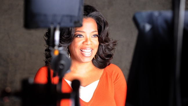 Oprah Winfrey - Master Class Photo Shoot - 2011
