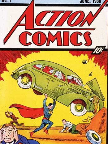12 REP NEWS Action Comics No. 1