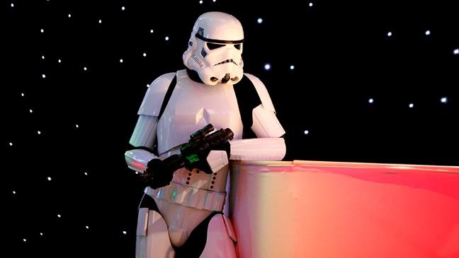 Storm Trooper - 2011 - Not a Movie Still