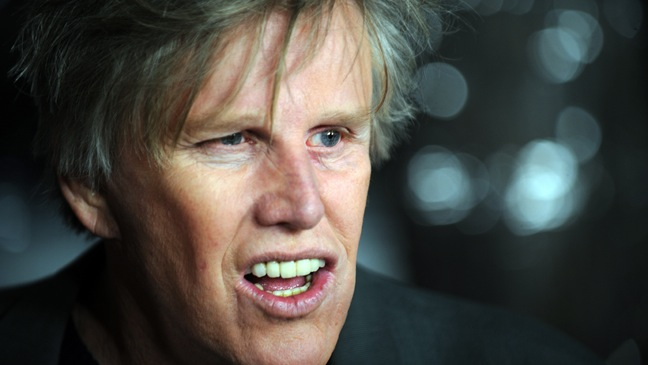 Gary Busey-Premiere of Crazy Heart-2009