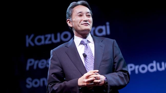 Kazuo Hirai - 2010 International Consumer Electronics Show (CES) - 2010