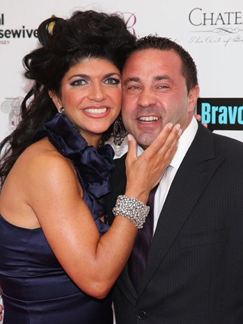 Teresa Giudice and husband Joe Giudice-Bravo's 'The Real Housewives of New Jersey' season two premiere-2010
