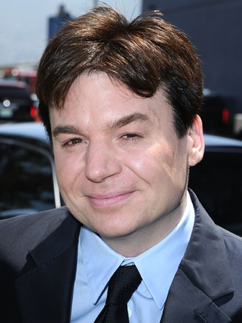 Mike Myers-Premiere of DreamWorks Animation's Shrek Forever After at Gibson Amphitheatre-2010