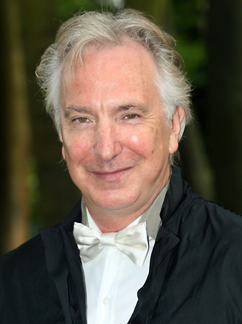 Alan Rickman Headshot 2011