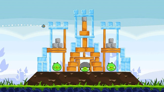 Angry Birds - Video Game Still - 2011