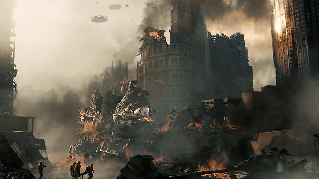 Battle: Los Angeles Downtown 2011