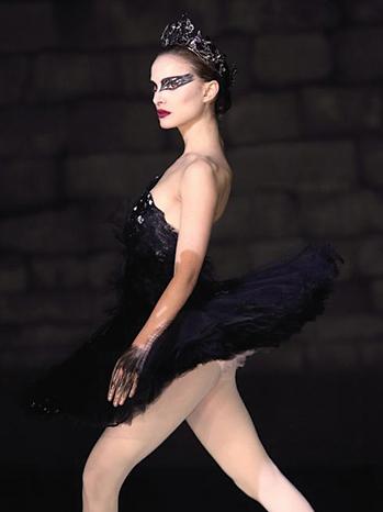 Natalie Portman Black Swan Dancing 2011