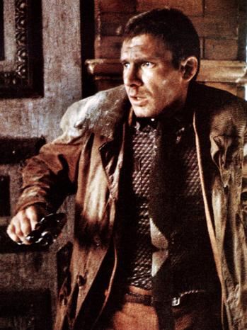 Harrison Ford Blade Runner 1982