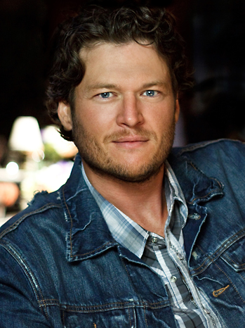 Blake Shelton Headshot 2011
