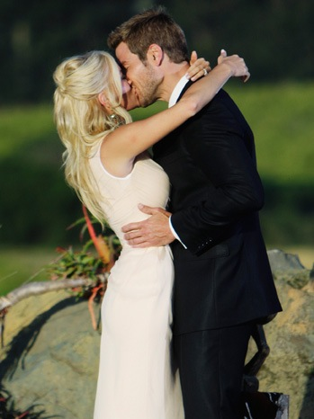 The Bachelor - Episode Finale - Emily & Brad - 2011