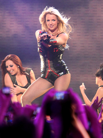 Britney Spears Confirms Tour With Nicki Minaj Hollywood Reporter