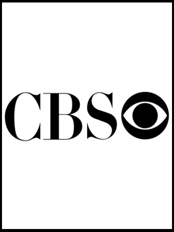 CBS Logo Black Border - P 2011