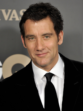 Clive Owen Headshot 2011