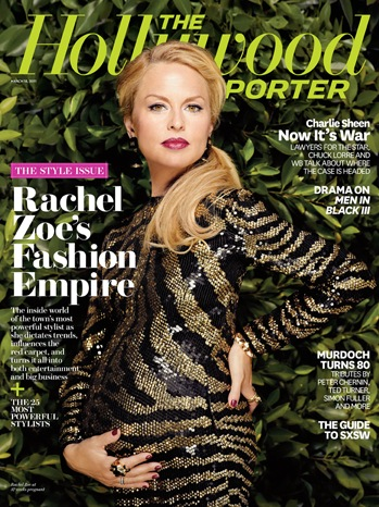 How Rachel Zoe Became Hollywood S Most Powerful Fashion Player Hollywood Reporter