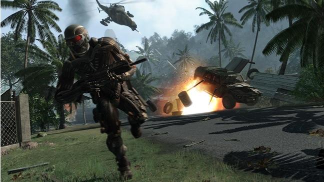 Crysis 2 - Video Game Still - 2011