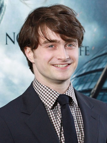 """Daniel Radcliff - """"Harry Potter And The Deathly Hallows: Part 1"""" New York - 2010"""