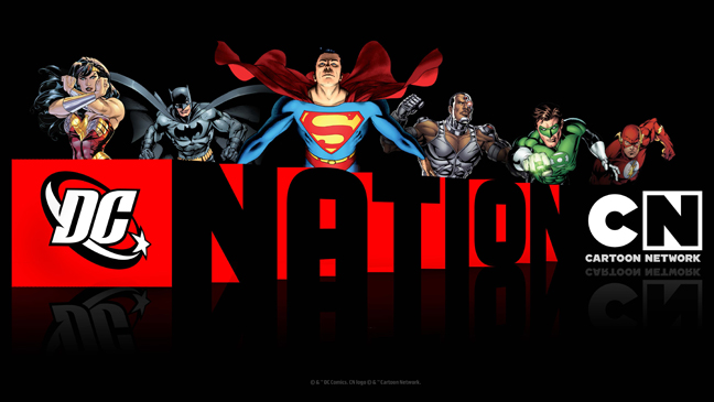 DC Nation Logo 2011