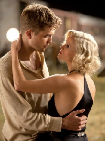 Robert Pattinson & Reese Witherspoon