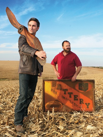 """""""American Pickers"""" (History Channel)"""