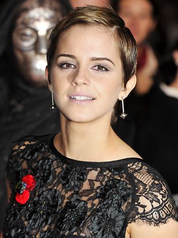Emma Watson HP Premiere Headshot 2011