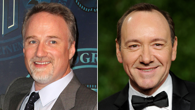 David Fincher Kevin Spacey Split 2011