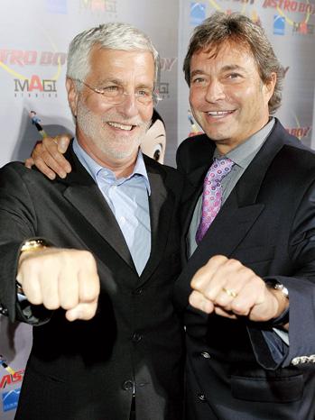 Rob Friedman & Patrick Wachsberger