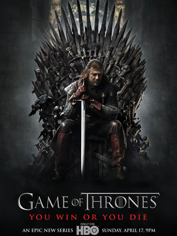Game of Thrones Poster 2011