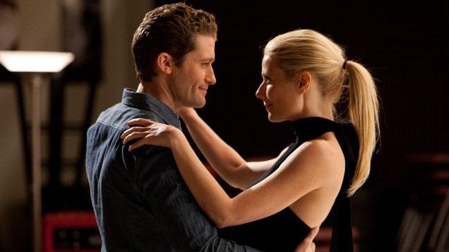 Glee - TV Still - Sexy Episode: Matthew Morrison, Gwyneth Paltrow - 2011