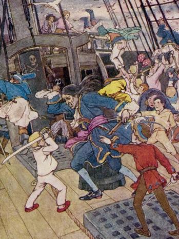 11 REP Days of Deals Peter Pan Illustration
