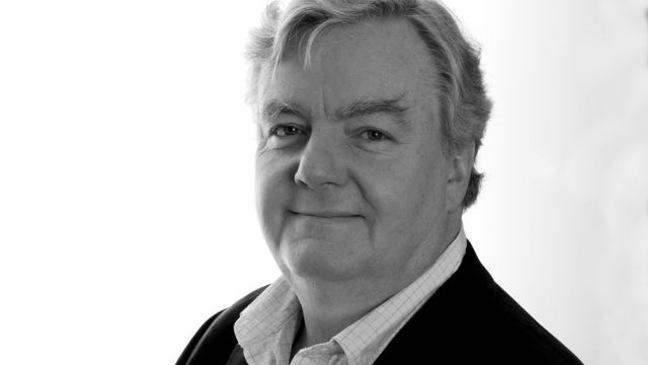 Iain Smith - PR Portrait - 2011