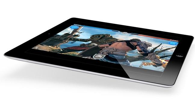 iPad 2 - PR Shot - 2011