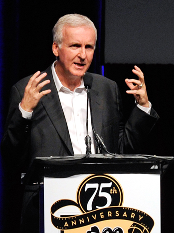James Cameron Cinemacon 2011