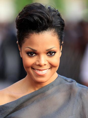 Janet Jackson Portrait 2011