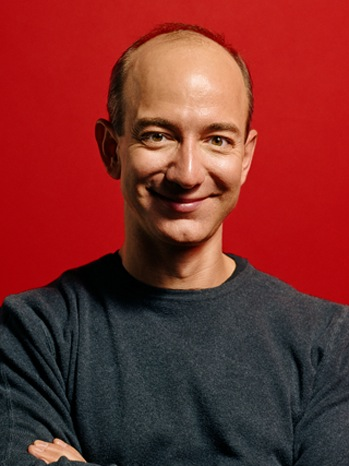 Jeff Bezos   CEO, Amazon