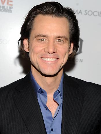 Jim Carrey Headshot 2011