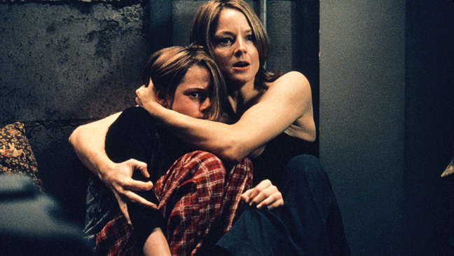 Kristen Stewart Jodie Foster Panic Room Dark 2011