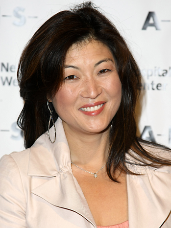 ABC News Anchor Juju Chang