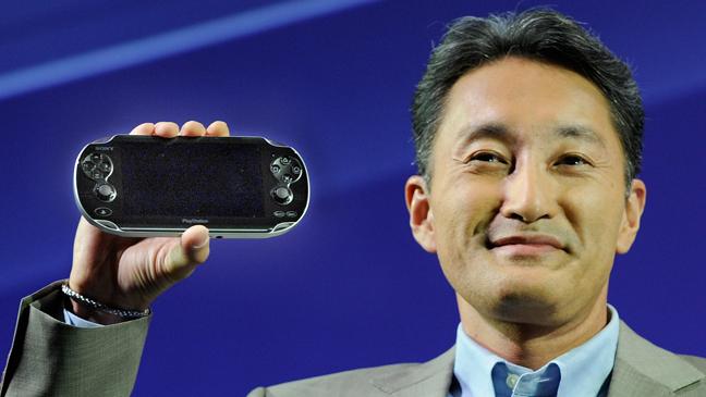 Kazuo Hirai Sony 2011