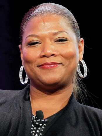 HOLLYWOOD PACTS: Queen Latifah