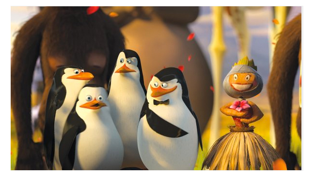Madagascar - Movie Still - Penguins - 2008
