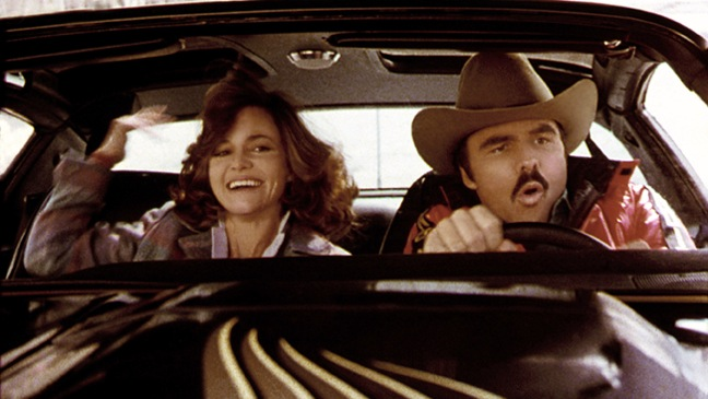 Sally Field & Burt Reynolds-Smokey and the Bandit-1977