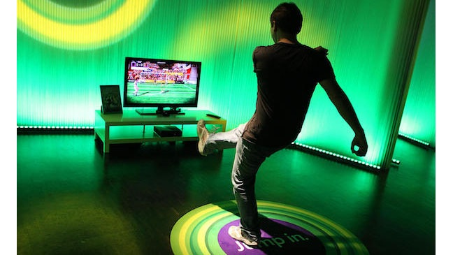 Microsoft's Kinect for Xbox 360 - 2011
