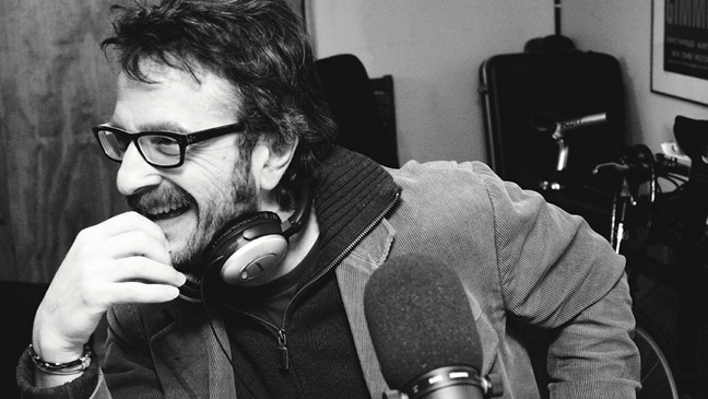 SPRING MUSTS: WTF Podcasts with Marc Maron