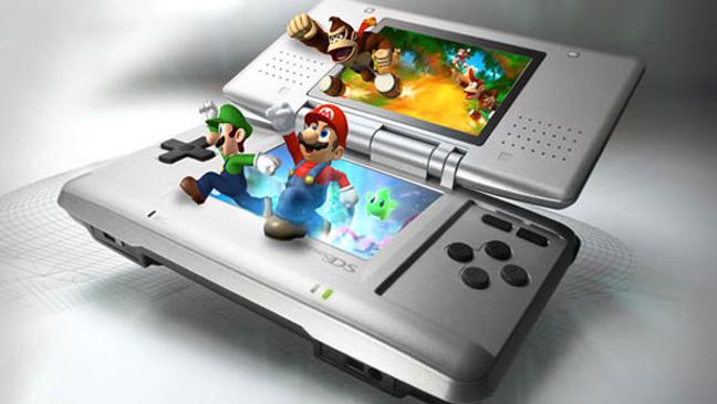 Nintendo 3DS Silver 2011