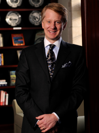 Ron Schiller - NPR PR Portrait - 2010