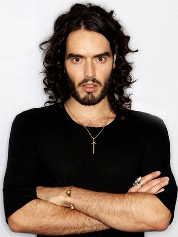 Russell Brand - Portrait Session - 2009