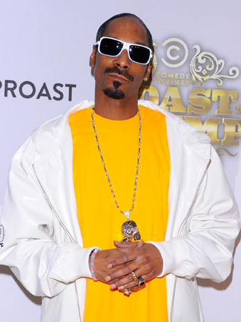 Snoop Dogg Yellow Shirt 2011