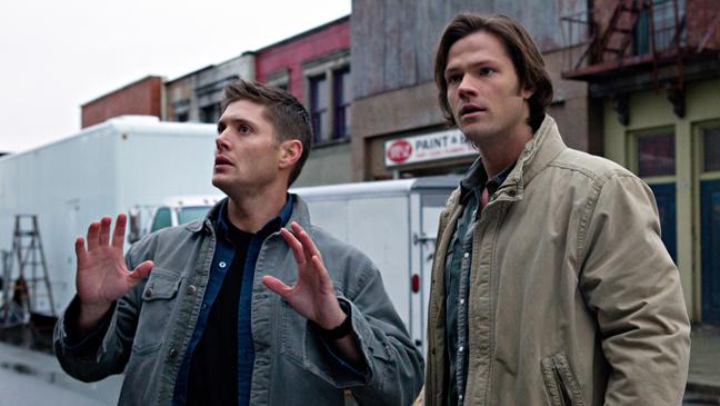 Supernatural still - Dean and Sam